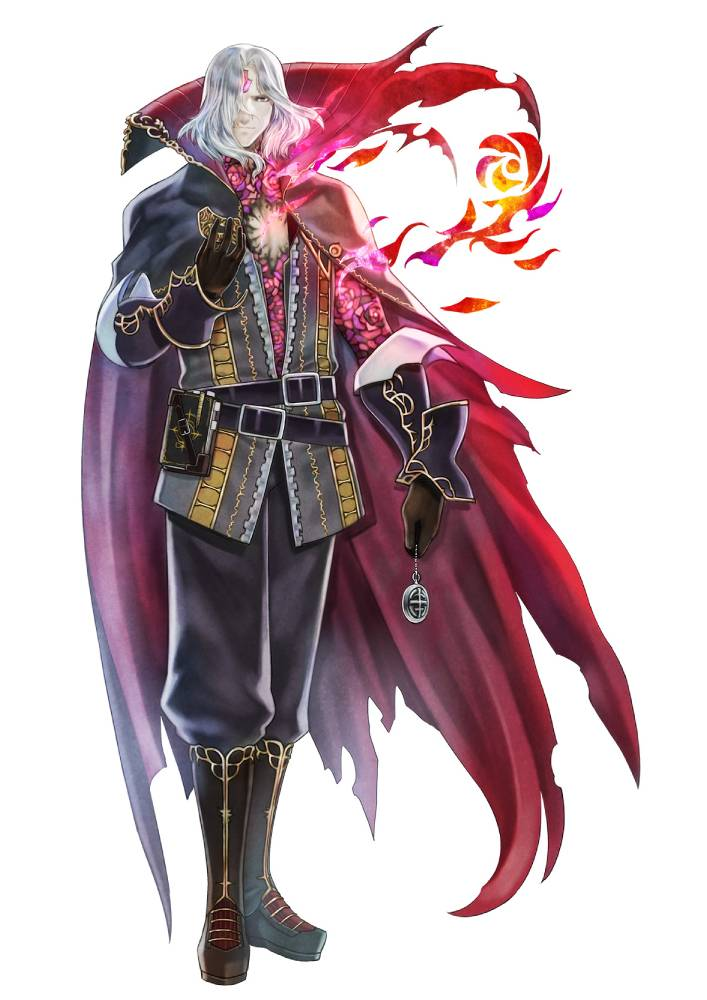 Arte de Bloodstained: Curse of the Moon 2