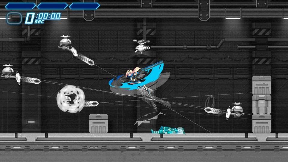 Screenshot de Cogen: Sword of Rewind