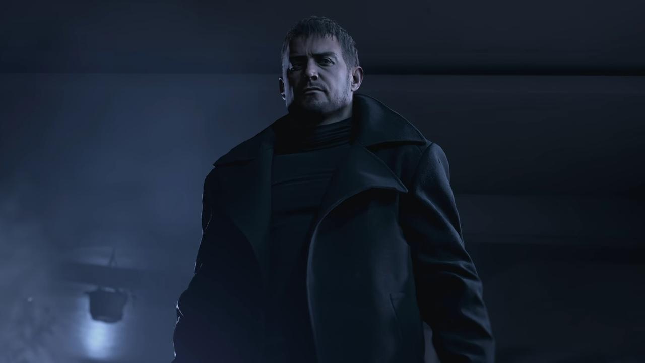 Resident Evil Vilage Chris