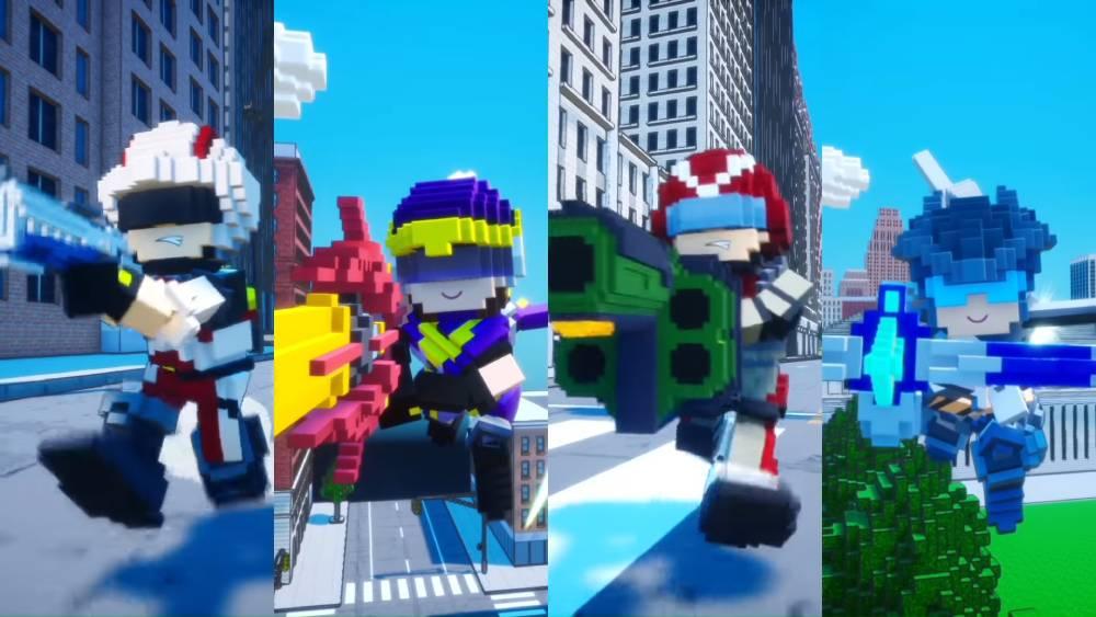 Screenshots de Earth Defense Force: World Brothers