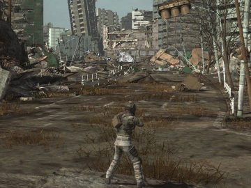 Screenshot de Earth Defense Force 6
