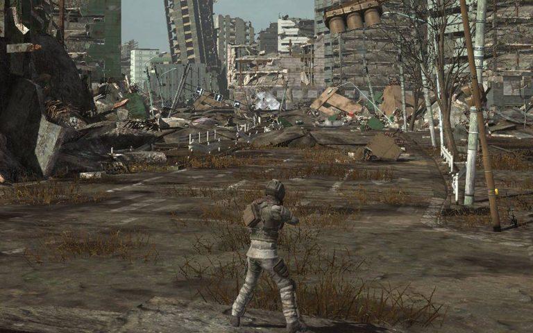 Screenshot de Earth Defense Force 6