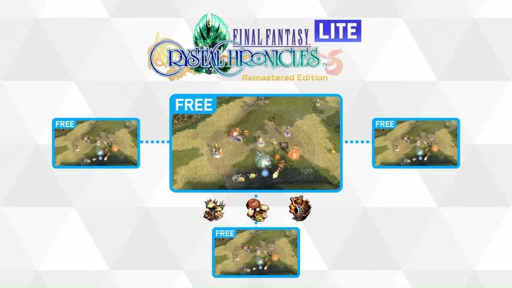 Imagem de Final Fantasy Crystal Chronicles Remastered Edition