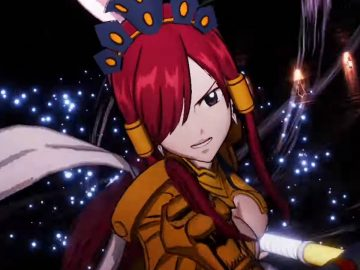 Screenshot de Fairy Tail