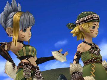 Screenshot de Final Fantasy Crystal Chronicles Remastered Edition