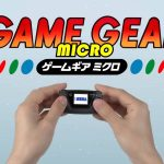 Imagem promocional do Game Gear Micro