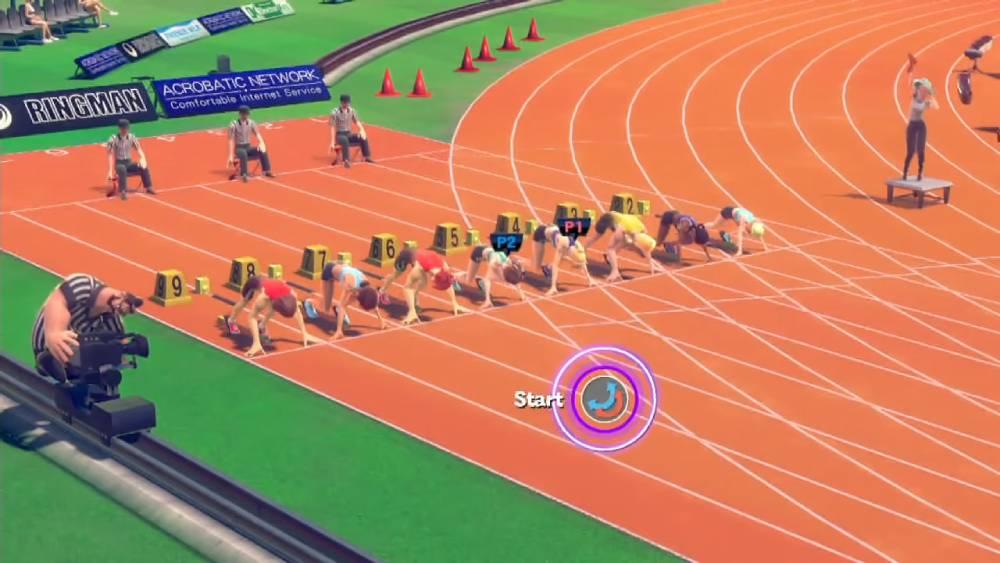 Screenshot de Hyper Sports R
