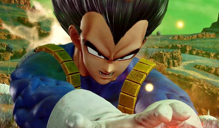 Jump Force Deluxe Edition recebe data de lançamento para Switch