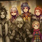 Arte de Kingdom Hearts: Dark Road