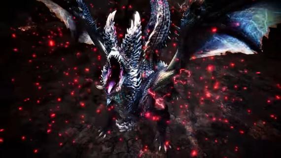 Screenshot de Monster Hunter World: Iceborne