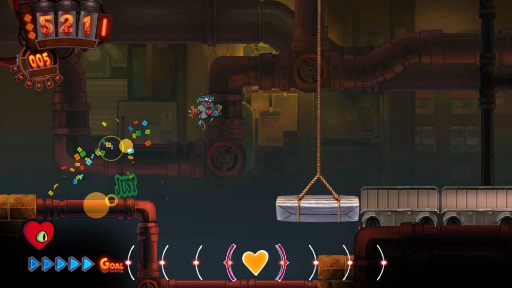 Screenshot de Mad Rat Dead