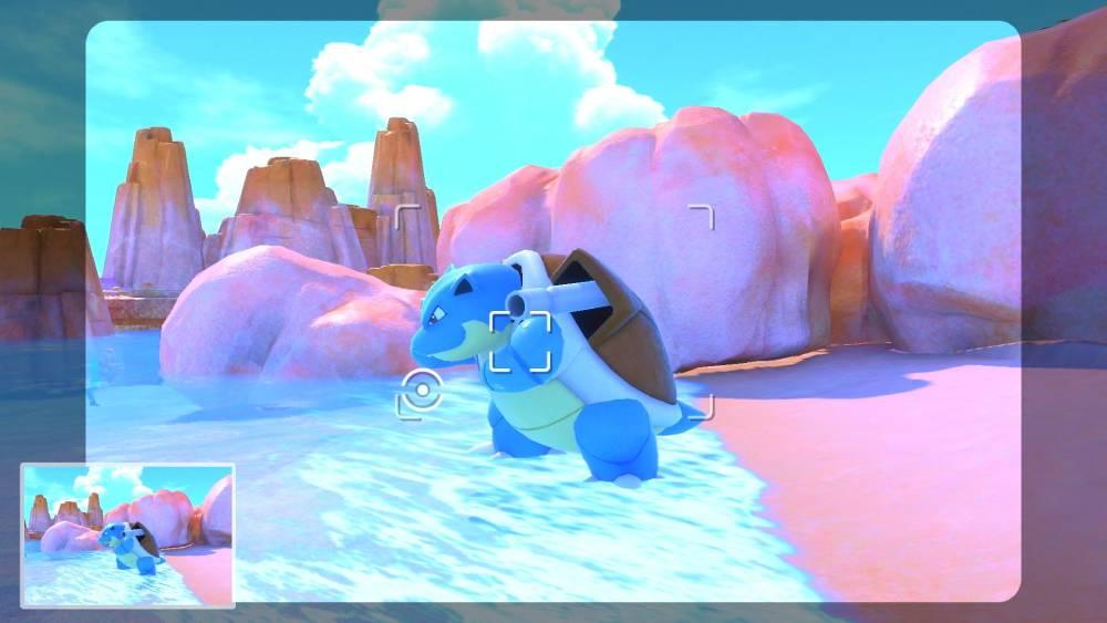 Screenshot de New Pokémon Snap