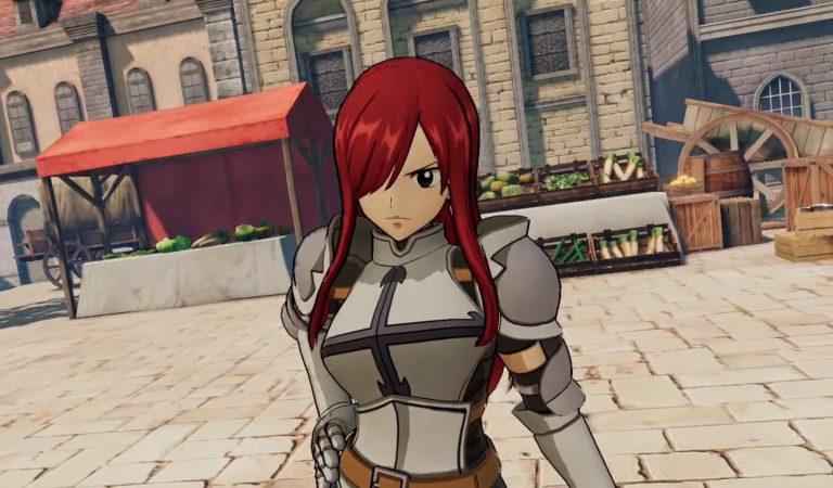 Fairy Tail recebe vídeo com 25 minutos de jogo na íntegra