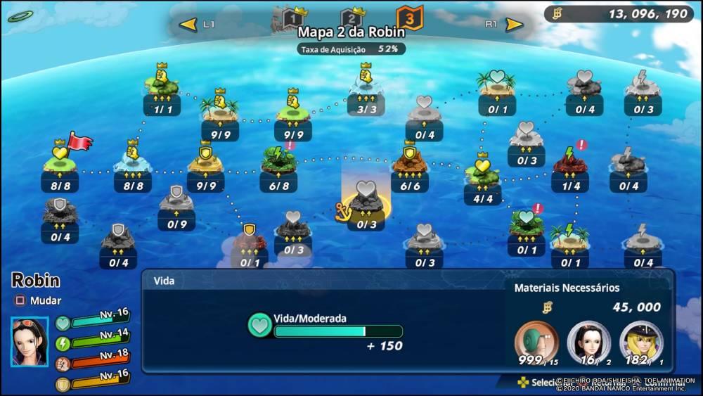 Screenshot de One Piece: Pirate Warriors 4