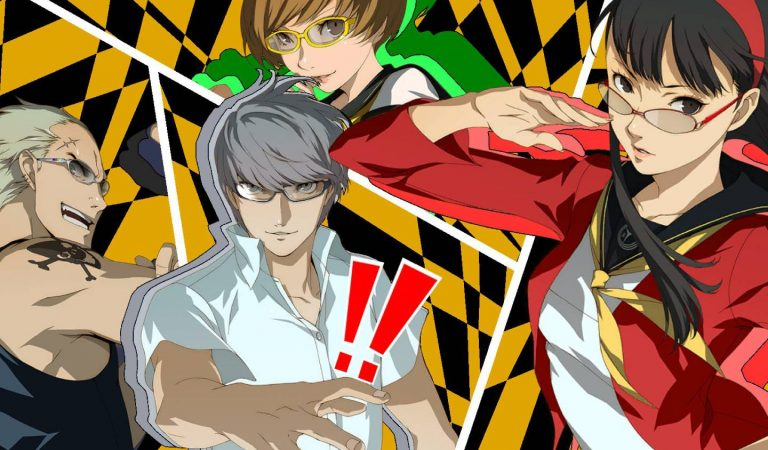 Persona 4 Golden é lançado oficialmente para PC via Steam