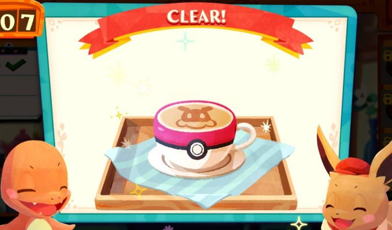 Pokémon Café Mix virá gratuitamente para Switch, iOS e Android