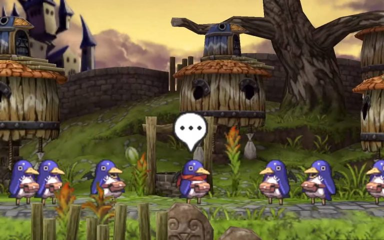 Screenshot de Prinny 1-2: Exploded and Reloaded