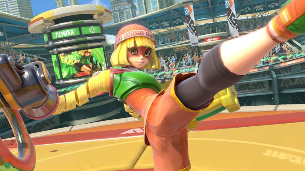 Screenshot de Super Smash Bros. Ultimate