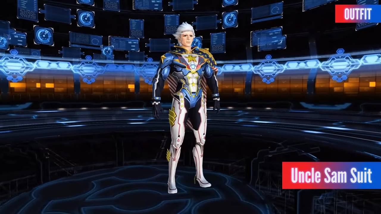 Phantasy Star Online 2 Tio Sam