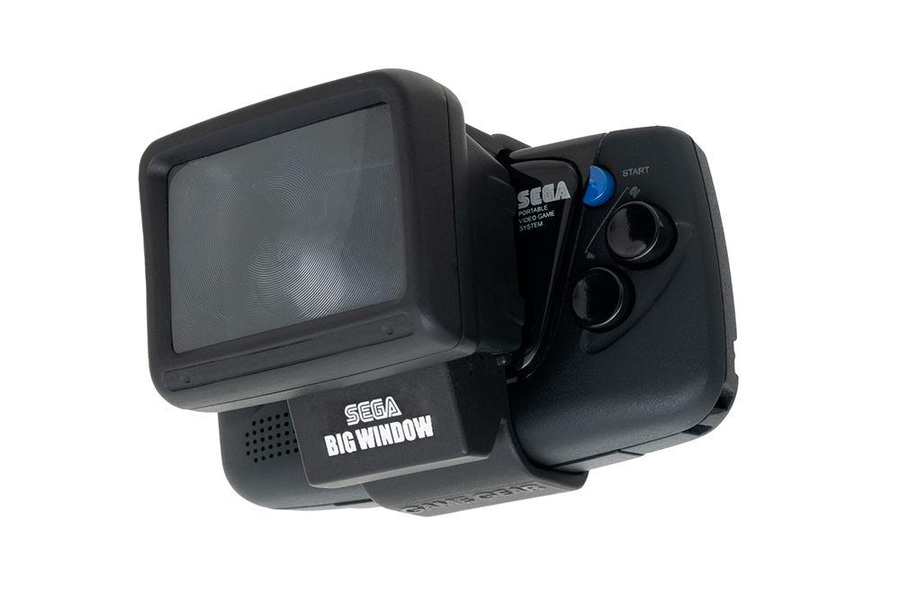 Imagem do acessório Big Window Micro para o console portátil Game Gear Micro