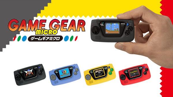 Imagem do Game Gear Micro