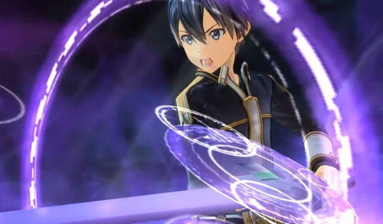 Alicization Lycoris destaca gameplay de batalha em novo trailer