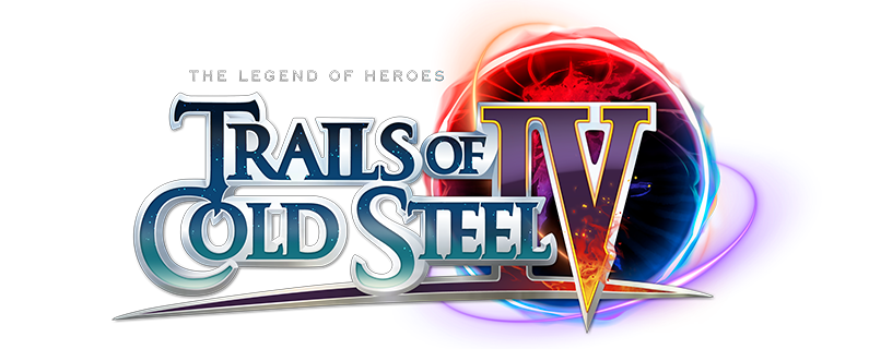 Logotipo de The Legend of Heroes: Trails of Cold Steel IV