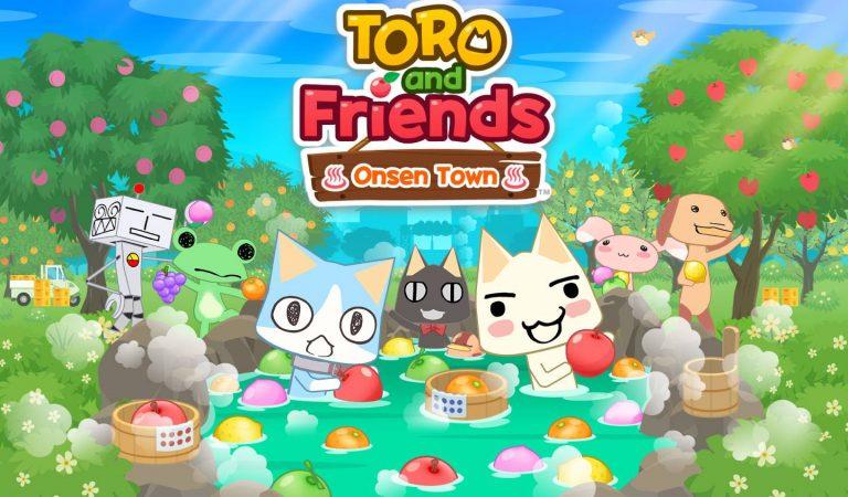 Toro and Friends: Onsen Town será lançado no ocidente