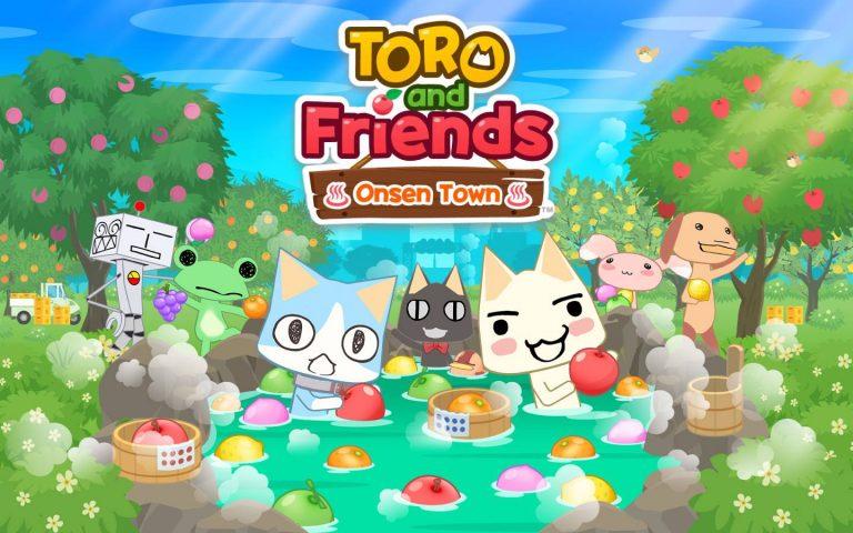 Imagem de Toro and Friends: Onsen Town