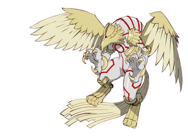 Arte conceitual de Wing of the Asteria