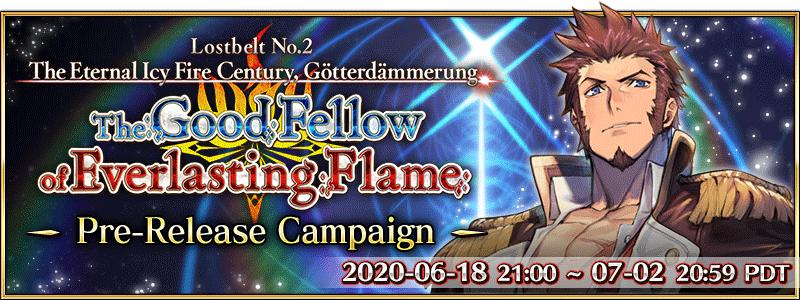Fate/Grand Order Campanha