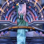 Phantasy Star Online 2 Estátua