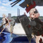 Screenshot de Azur Lane Crosswave