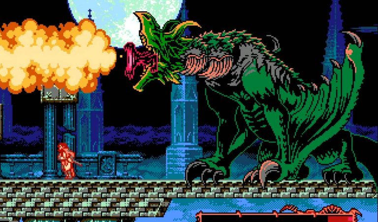 "Bloodstained: Curse of the Moon 2 terá modo ""Boss Rush"" em update"