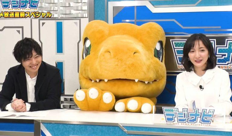 Digimon terá eventos online com novidades em julho e agosto