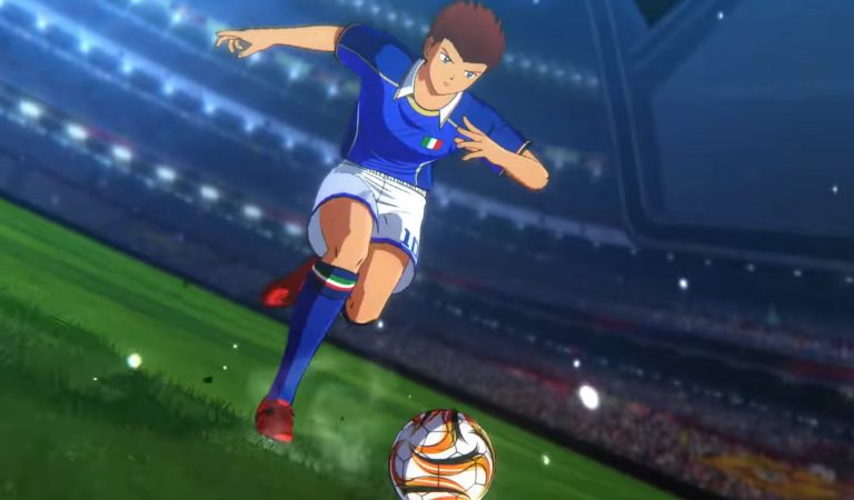 Captain Tsubasa: Rise of New Champions apresenta time italiano