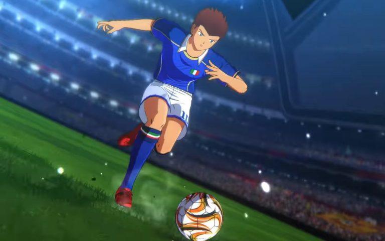 Captain Tsubasa Italia
