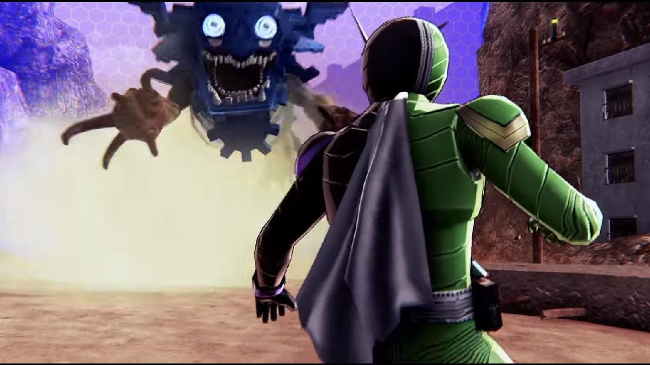 Kamen Rider Gameplay