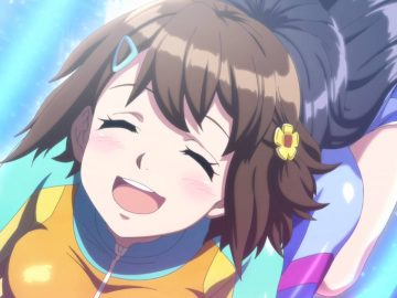 Screenshot de Kandagawa Jet Girls