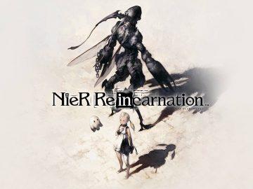 Arte de NieR Re[in]carnation