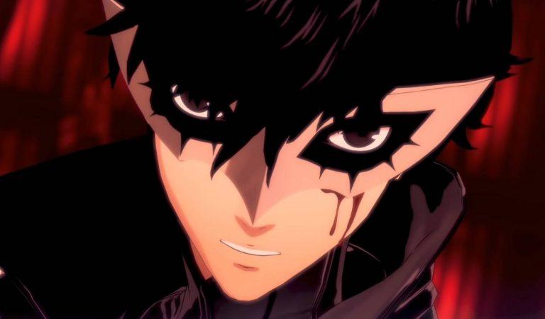 Persona 5 Scramble chegará ao ocidente, confirma a Koei Tecmo
