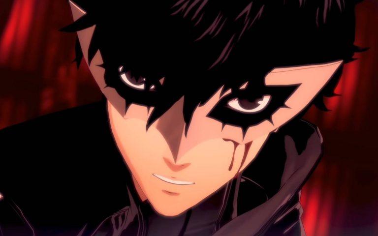Screenshot de Persona 5 Scramble: The Phantom Strikers