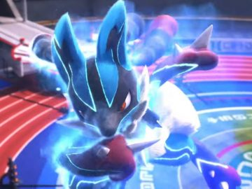 Screenshot de Pokkén Tournament DX