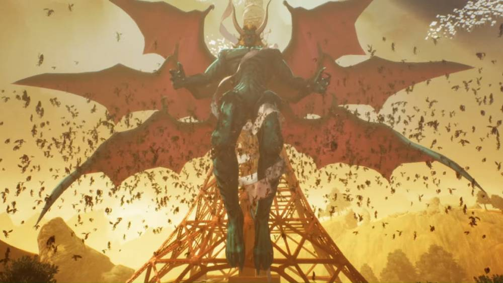 Screenshot de Shin Megami Tensei V