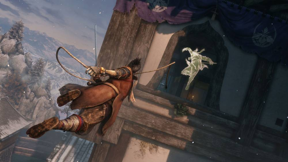Screenshot de Sekiro: Shadows Die Twice