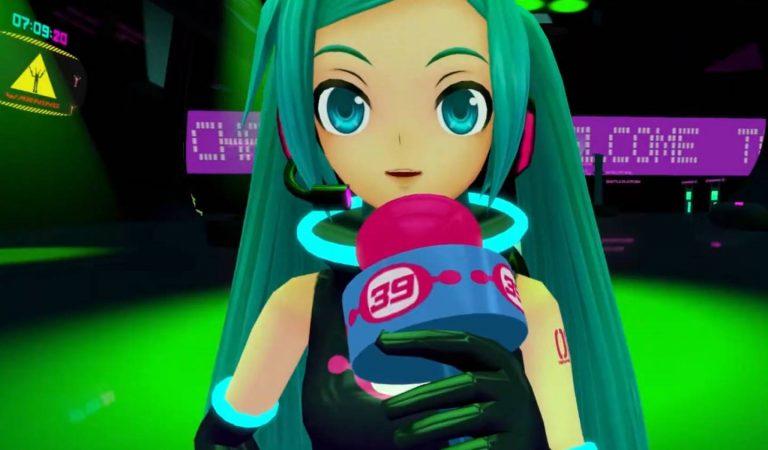 Space Channel 5 VR destaca DLC de Hatsune Miku em um novo trailer
