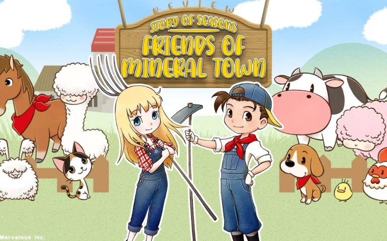 Review de Story of Seasons: Friends of Mineral Town