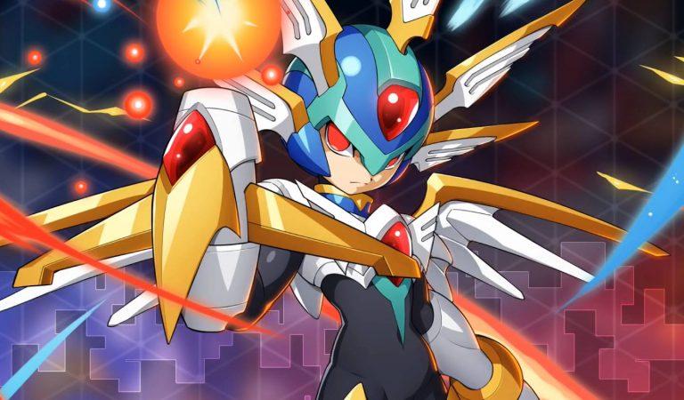 Mega Man X DiVE terá colaboração com Mega Man Zero