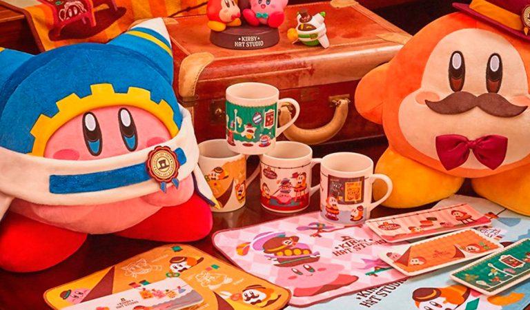 Próxima Banpresto Box trará itens da coleção Kirby Hat Studio