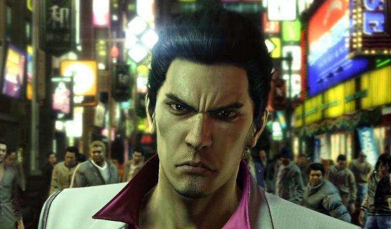 Yakuza Kiwami 2 chega em julho para Xbox One e Windows 10